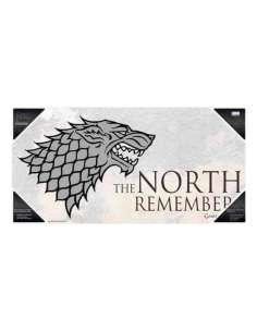 Poster cristal The North Remember Juego de Tronos