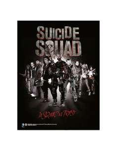 Poster cristal In Squad Escuadron Suicida
