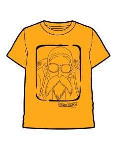 Camiseta Muten Roshi Dragon Ball Z adulto