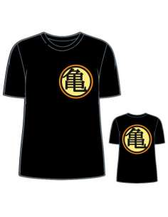 Camiseta Logo Dragon Ball adulto mujer