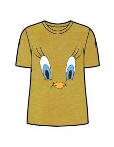 Camiseta Piolin Tweety Looney Tunes adulto mujer