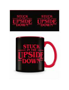 Taza Stuck in the Upside Down Stranger Things
