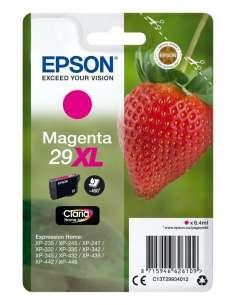 TINTA EPSON CLARIA 29XL MAGENTA XP235 XP332 XP335 XP432 XP435