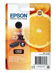 TINTA EPSON EXPRESION HOME 33XL NEGRO XP530 XP630 XP635 XP830