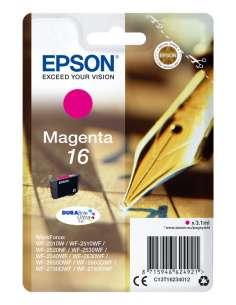TINTA EPSON DURABRITE 16 MAGENTA WF2010W 2510WF 2520NF 2530WF 2540WF