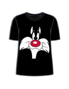 Camiseta Silvestre Looney Tunes adulto mujer