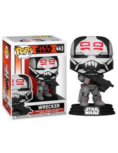 Figura POP Star Wars Bad Batch Wrecker