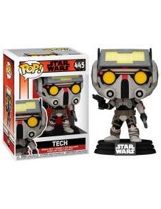 Figura POP Star Wars Bad Batch Tech