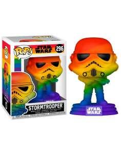 Figura POP Star Wars Pride Stormtrooper Rainbow