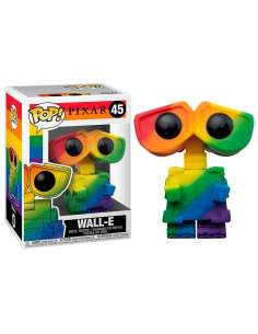 Figura POP Disney Pride Wall E Rainbow