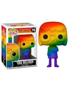 Figura POP Bob s Burgers Pride Tina Belcher Rainbow