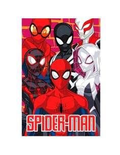 Toalla Spiderman Marvel algodon