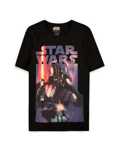 Camiseta Darth Vader Poster Star Wars