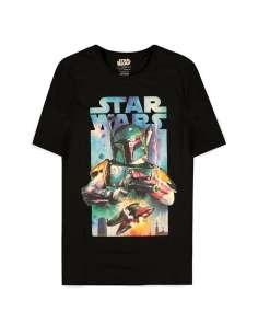 Camiseta Boba Fett Poster Star Wars