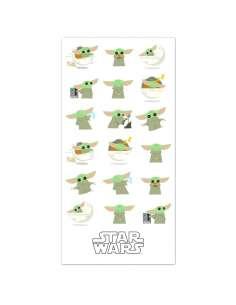 Toalla Yoda the Child The Mandalorian Star Wars algodon