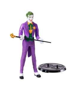 Figura Maleable Bendyfigs Joker DC Comics 19cm