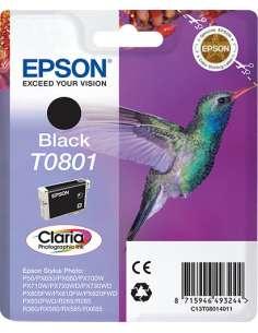 TINTA EPSON STYLUS FOTO NEGRO R265 360 RX560 585 685