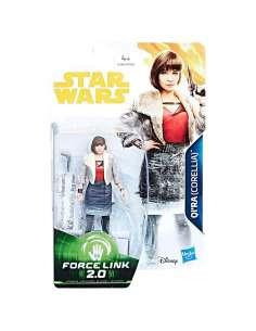 Figura Qira Corellia Star Wars 9cm