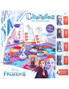 Juego ingles Charades Frozen 2 Disney