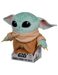 Peluche articulado The Child Baby Yoda The Mandalorian Star Wars 30cm