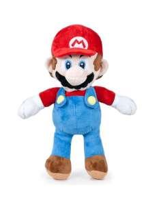 Peluche Super Mario Mario 38cm