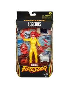 Figura Firestar Marvel Legends Series 15cm