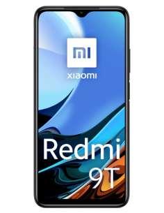 SMARTPHONE XIAOMI REDMI 9T 653 FHD 4GB 64GB 4G NFC CARBON GREY