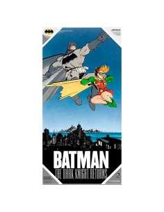 Poster cristal Batman y Robin DC Comics