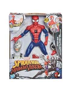 Figura Maximum Venom Spiderman Marvel 30cm