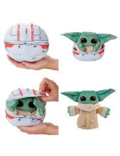 Peluche transform The Child Baby Yoda The Mandalorian Star Wars