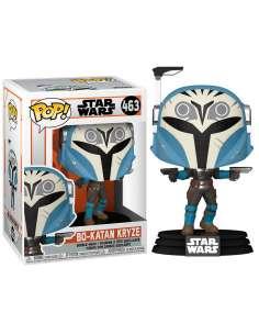 Figura POP Star Wars Mandalorian Bo Katan