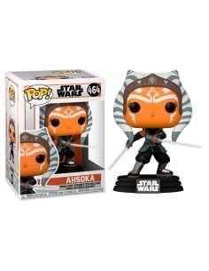 Figura POP Star Wars Mandalorian Ahsoka with Sabers