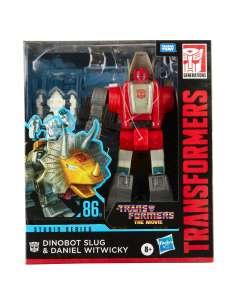Figura Dinobot Slug Transformers Studio Series 86 09 215cm