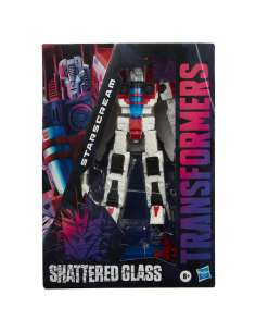 Figura Starscream Shattered Glass Collection Transformers Generations 175cm