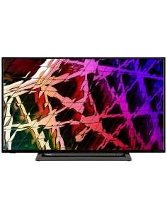 TV TOSHIBA 43LL3C63DG 43 FHD SLIM SMART HDR10 WIFI NEGRO MHOTEL NETFLIX YOUTUBE