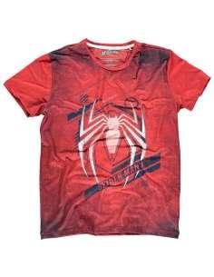 Camiseta Spiderman Marvel