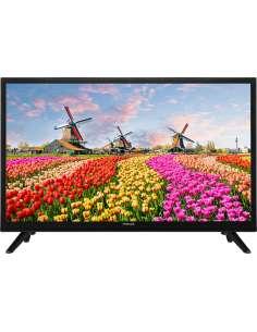 TV HITACHI 24HAE2250 24 LED HD ANDROIDTV WIFI BT NETFLIX NEGRO