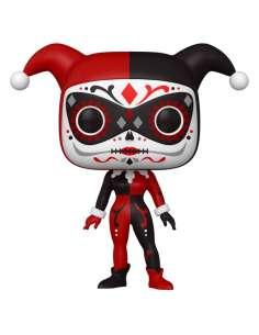 Figura POP Dia De Los DC Harley