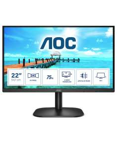 MONITOR AOC 22B2H EU 215 FHD VGA HDMI VESA