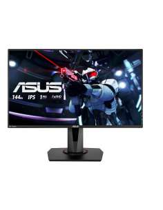 MONITOR ASUS VG279Q 27 FHD IPS DVI HDMI DP FreeSync 144HZ GAMING