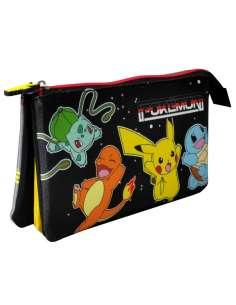 Portatodo Pokemon triple