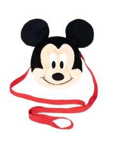 Bolso peluche Mickey Disney