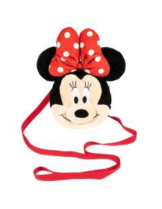 Bolso peluche Minnie Disney