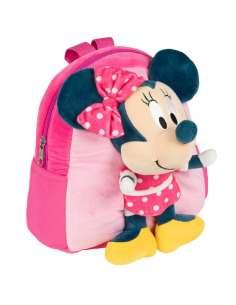 Mochila peluche Minnie Disney 23cm