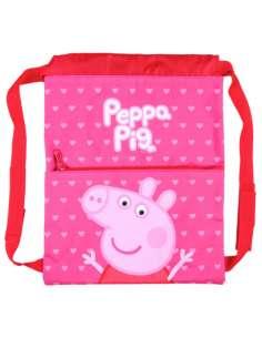 Saco Peppa Pig 33cm