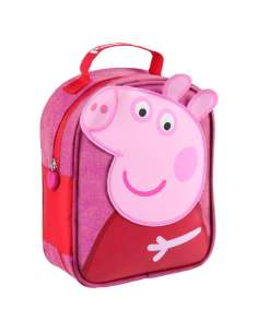 Bolsa portameriendas Peppa Pig