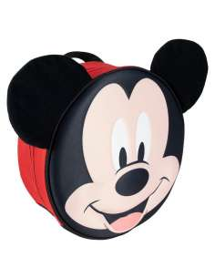 Mochila 3D premium Mickey Disney 27cm