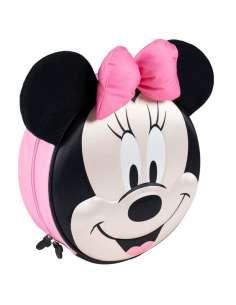 Mochila 3D premium Minnie Disney 27cm