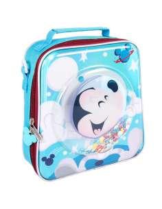 Bolsa portameriendas confetti Mickey Disney