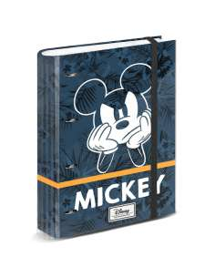 Carpesano A4 Blue Mickey Disney